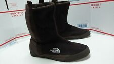 Nice North Face Fleece Warm Comfy Boots Womens Sz 9.5 - Fast Ship
