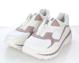 13-15 $130 Women's Sz 10 M UGG CA805 Sneaker In White