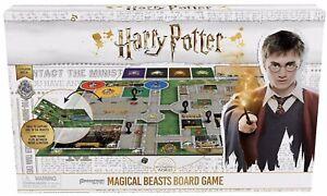 Harry Potter Magical Beasts Board Game Hogwarts- Pressman New