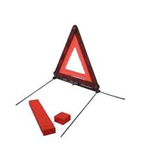 Triangle de sécurité & de signalisation