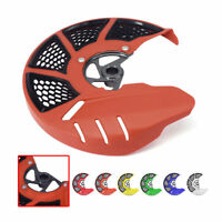 Front Brake Disc Rotor Guard Cover Protection X-Brake For KTM Motorcycle 6 Color