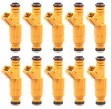 10XFuel Injectors For FORD E350 ECONOLINE & E SUPER DUTY VAN 6.8L