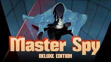 MASTER SPY - PC Win Mac Digital Download Steam CD Key 2D Stealth Platformer