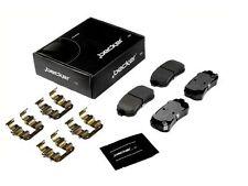 Bremsbelagsatz, Bremsbeläge Scheibenbremse Hinterachse Hyundai