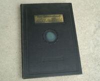 "1932 Edition  ""NEW  INTERNATIONAL ATLAS OF THE WORLD "" Book BIG 10.5""x15"" MAPS"