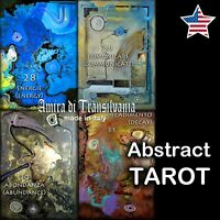 tarot card deck book guide witches oracle esoteric maps reading magic divination