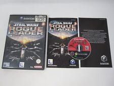 Star Wars Rogue Leader-Nintendo GameCube (PAL) Juego