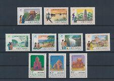 LL98538 Vietnam monuments views landscapes fine lot MNH