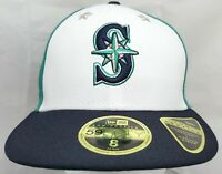 Seattle Mariners MLB New Era 59fifty 2018 All-Star Game size 8 fitted cap/hat