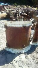 Piling Auger gate inserts 900mm