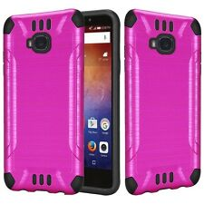 Combat Dual Hybrid Protector Case Phone Cover for Huawei Ascend XT H1611 (2016)