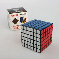 Shengshou Speed 6x6 6x6x6 Magic Cube Twist Puzzle Black SS