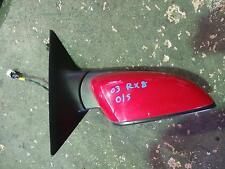MAZDA RX8 RIGHT DOOR MIRROR FE, POWER, 07/03-06/08