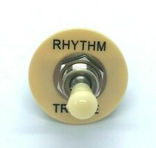 More details for 3-way guitar toggle switch & plate for gibson / epiphone les paul / sg / korean