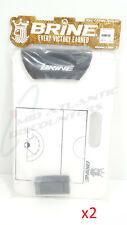"""2 Brine Women's Lacrosse Dry Erase Boards 18""""x24"""" Specific Field Lines w/Handle"""