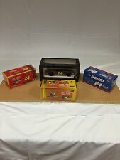 Lot Of 4 Jeff Gordon NASCAR Diecast Cars. (Pepsi, Chromalusion)