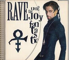 PRINCE - RAVE UN2 THE JOY FANTASTIC - CD + POSTER INCLUSO