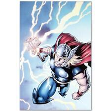 MARVEL Comics Limited Edition Marvel Adventures (6) Numbered Canvas Art