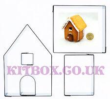Kit Box Gingerbread House Mini 5 Set - Inc Instructions and Recipe