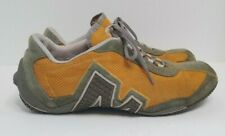 Merrell Relay Fly Tangerine Orange Green Casual Running Trail Shoes Womens Sz. 8