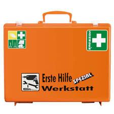 Söhngen Erste-Hilfe-Koffer Werkstatt, ASR A4.3/DIN 13157