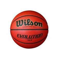 "Wilson Evolution Indoor Game Basketball Black Intermediate - 28.5"""