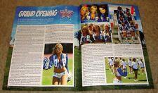 8/11/12 DALLAS COWBOYS STAR Magazine 2012 TRAINING CAMP PREVIEW & Cheerleaders
