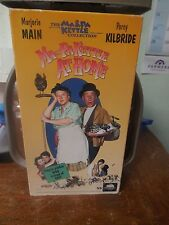 Ma and Pa Kettle at Home (VHS, 1995)Percy Kilbride, Marjorie Main