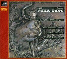 GRIEG: MUSIC FOR PEER GYNT NEW CD
