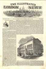 1844 St James's Bazaar exposición Decorativo personalidades funciona en el Parlamento