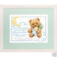 Dimensions Cross Stitch Kit - Cuddly Bear Birth Record