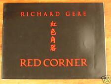 DOSSIER DE PRESSE - RED CORNER - Richard GERE / Bai LING / Byron MANN