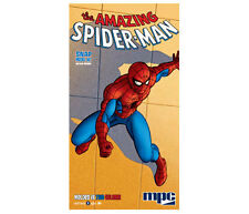 The Amazing Spider-Man Snap Model Kit Marvel Comics NO GLUE NEEDED!!