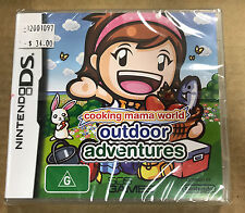 Cooking Mama World: Outdoor Adventures (Nintendo DS< 2011)