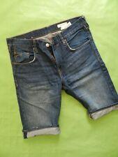 H&M Jeans Shorts Dark Denim Gr.164  13-14 Y wNEU!