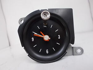 1973 74 75 76 77 Chevy Chevrolet GMC Pickup Truck Clock Serviced Works Perfectly