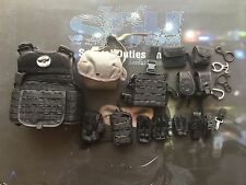 Soldier Story SDU Assault Leader Body Armour & Molle Pouches loose 1/6th scale
