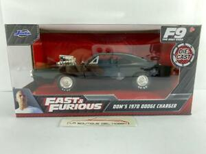 DOM'S 1970 DODGE CHARGER A TODO GAS JADA ESCALA 1:32