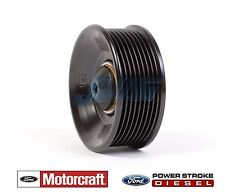 94.5-97 Ford 7.3 7.3L Powerstroke Diesel OEM Motorcraft Belt Idler Pulley Lower