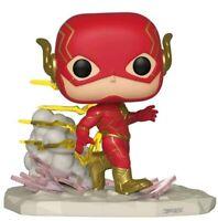 Flash - Flash Running (Jim Lee) US Exclusive Comic Moment Pop! Vinyl [RS]-FUN...