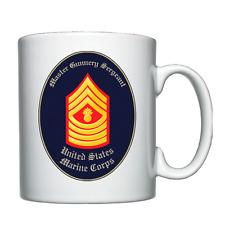 USMC - United States Marine Corps - Master Gunnery Sergeant -  Mug