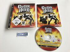 Guitar Hero World Tour - Sony PlayStation PS3 - FR - Avec Notice