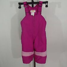 Size 2T Pink Snow Pants by OUTBROOK KIDS Snow Pants 2 T Toddler
