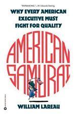 American Samurai: By Lareau, William