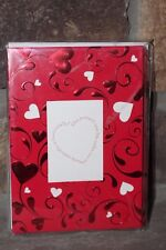 HAPPY VALENTINE'S DAY 12 ENVELOPES & CARDS FROM THE PICTURE PEOPLE WALLET PIC