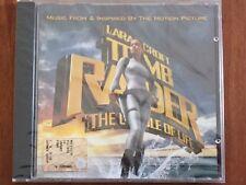 """""""LARA CROFT TOMB RAIDER - THE CRADLE OF LIFE"""" CD COLONNA SONORA,NUOVO,SIGILLATO"""