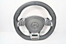 Mercedes Benz New AMG Steering Wheel with Shift Paddles & Airbag
