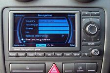 2017 Audi Navigation Plus RNS-E Sat Nav Map DVD Disc Latest Update