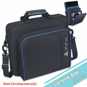 For PlayStation 4 PS4 Game Console Accessories Shoulder Bag Travel Carry Case