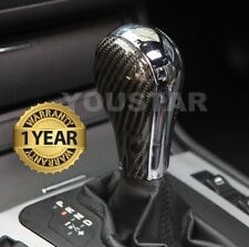 AU STOCK CARBON & CHROME Shift Knob BMW 1 3 6 X Z Series E81 E87 E90 E92 E93